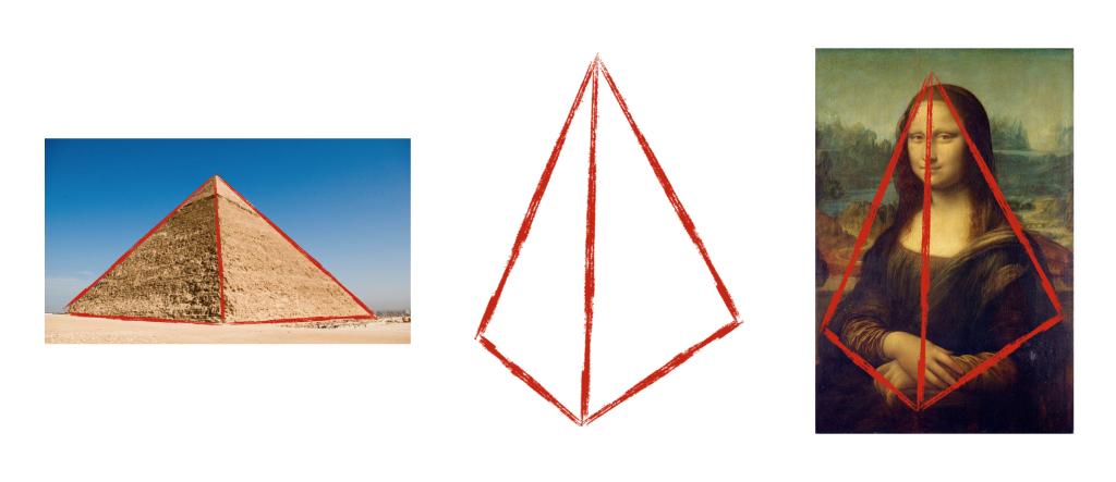 piramitler ve mona lisa
