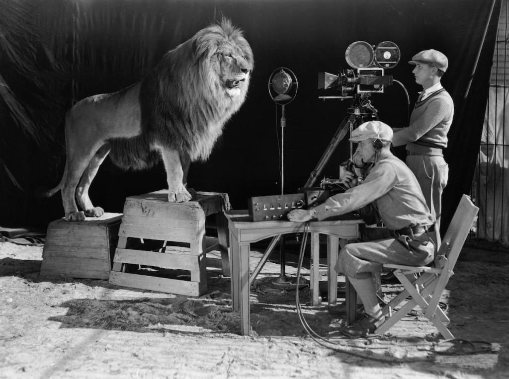 MGM Aslanı
