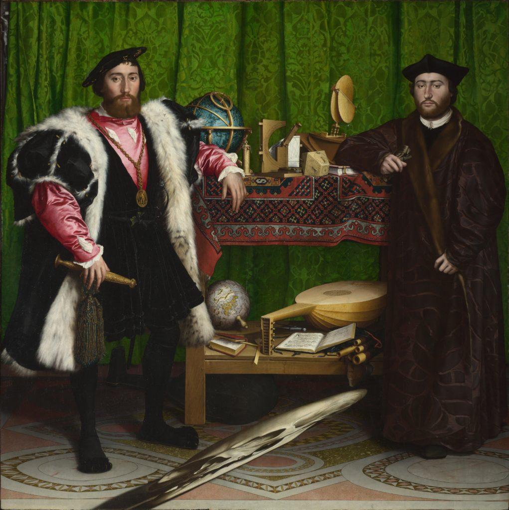 Holbein - Ambassadors